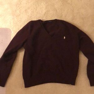 Ralph Lauren cashmere sweater sz xl